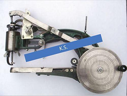 IRONWALLS Shoe Repair Mending Machine Hand Manual Dual Cotton ...