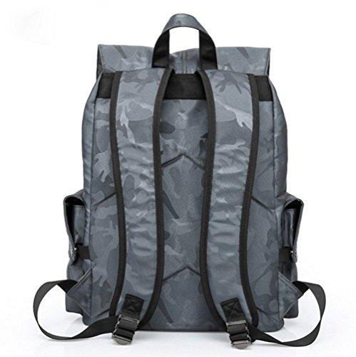 spalla per A borsa B a doppia da uomo Zaino viaggio multifunzionale wxzOq0wtI