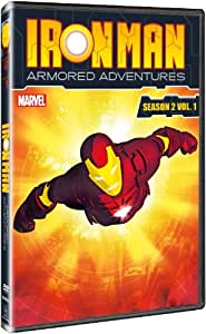 Iron Man: Armored Adventures Season 2 Vol 1