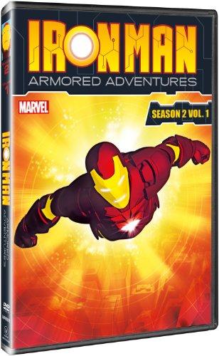 Iron Man: Armored Adventures: Season 2 Volume 1