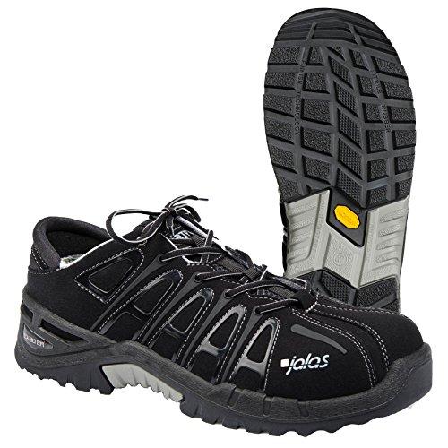 "Ejendals 9568–43misura 43""JALAS 9568exalter"" sicurezza scarpe, colore: nero"