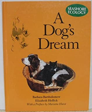 book cover of A Dog\'s Dream