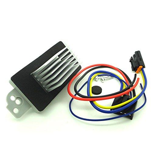 chevy impala heater control - 7