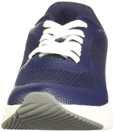 Amos Klein Zapatillas Calvin Jeans Azul Hombre qfnxUE