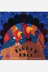 The Turkey Ball Board book