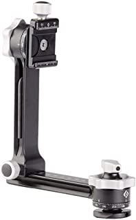 product image for Really Right Stuff PG-01 Compact Pano-Gimbal Head with Screw-Knob Clamp and Integral Leveling Base