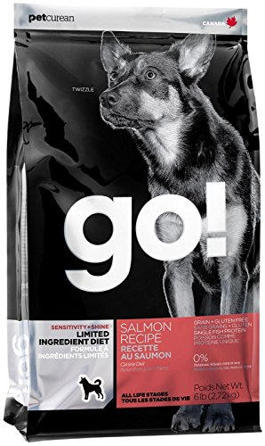 Image of Go! Sensitivity + Shine Limited Ingredient - Salmon Recipe - 6 Lb
