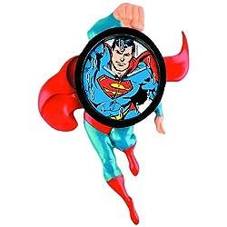 Justice League / Superman 3D motion wall clock
