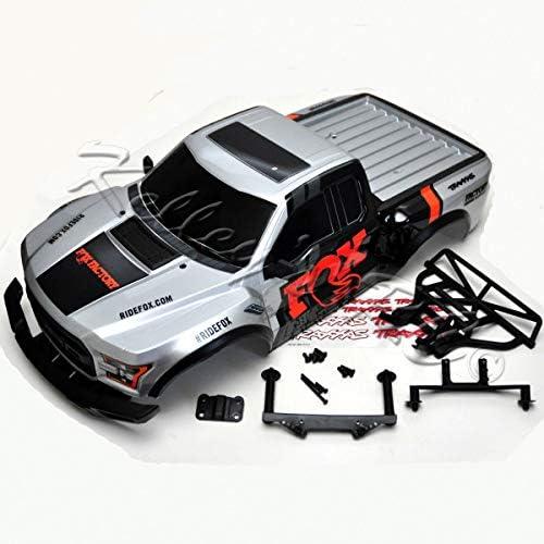 Traxxas Slash Ford Raptor Fox Body Bundle con Soportes para ...