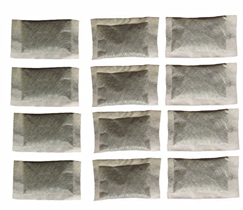 12 Pack of Distiller Filters Made From Activated Charcoal. Works Great for Megahome and Many Other Countertop Distillers by iFilter