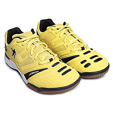 Kempa Yellow Volleyball Shoe For Men