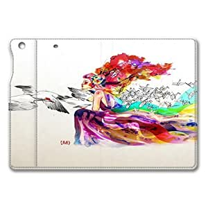 Art Painting iPad mini Smart Leather Cover