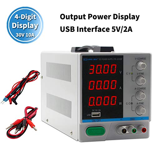 Top 10 best bench power supply 30v 10a for 2020