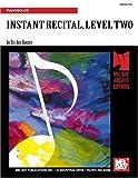 Instant Recital Series, Uri Rovner, 1562223844