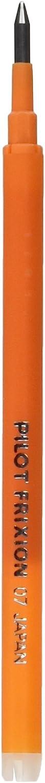 Pilot Frixion Ball Pen Refill 07 Orange LFBKRF12FO