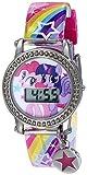 Hasbro Kids' MLPKD069 My Little Pony Digital Display Quartz Pink Watch