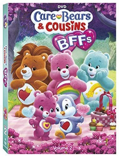 Care Young (Care Bears & Cousins: BFFs - Volume 2)