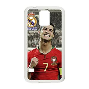 RealMadrid Club de Futbo Cell Phone Case for Samsung Galaxy S5