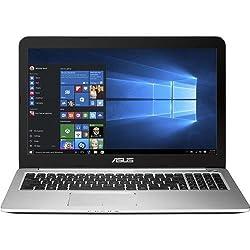 ASUS 15.6 Full HD 1920x1080 Gaming Laptop Intel Dual-Core i7-6500U 12GB RAM 500GB Solid State Drive SSD Nvidia GTX 950M USB 3.0 HDMI WiFi 802.11ac Ethernet Bluetooth Backlit Keyboard Webcam Windows 10