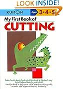 #8: My First Book Of Cutting (Kumon Workbooks)