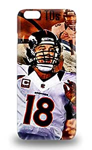 Top Quality Case Cover For Iphone 6 Plus Case With Nice NFL Denver Broncos Peyton Manning #18 Appearance ( Custom Picture iPhone 6, iPhone 6 PLUS, iPhone 5, iPhone 5S, iPhone 5C, iPhone 4, iPhone 4S,Galaxy S6,Galaxy S5,Galaxy S4,Galaxy S3,Note 3,iPad Mini-Mini 2,iPad Air )