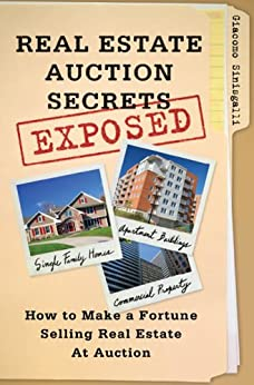 Real estate auction secrets exposed how to - Fortuny real estate ...