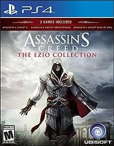 Ubisoft Assassin's Creed Ezio Collection PS4 - Juego (PlayStation 4, Acción, 15/11/2016, M (Maduro), Inglés, Ubisoft)