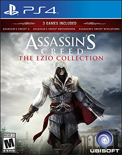 51UtwUBNvjL - Assassin's Creed: The Ezio Collection
