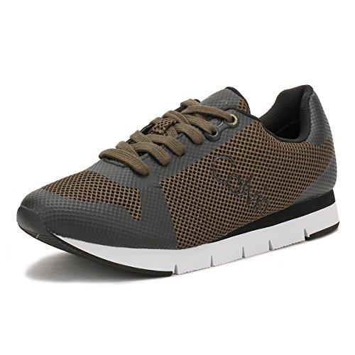 HF Uomo Klein Noir Sneaker Calvin Mesh Jacques P4ZxwS8