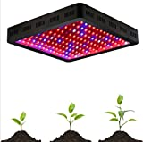 GOWE 1600W Double Chips LED Grow Light Full Spectrum For Indoor Plants and Flower Phrase led Lights For Growing