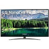 "LG Electronics 65SM8600PUA Nano 8 Series 65"" 4K Ultra HD Smart LED NanoCell TV (2019)"