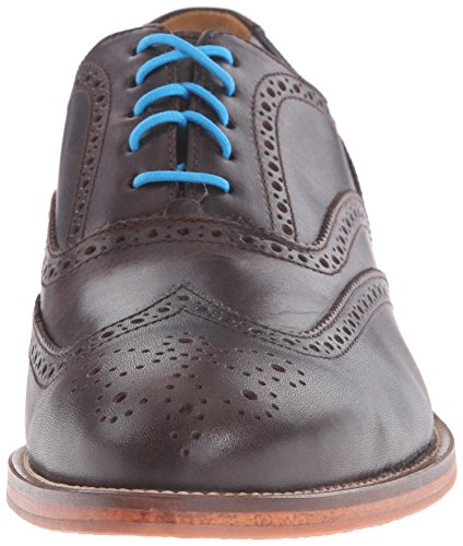 J Zapatos Zapatillas Charlie Para Hombre, Marrón Oscuro, 10.5 D Us