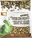 ZuPreem Nut Blend Diet for Medium/Large Birds, 3.25-Pound