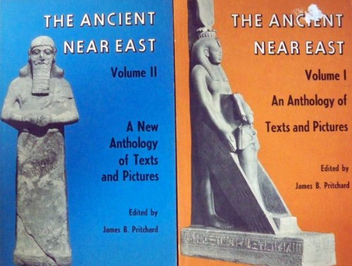 a comparison of the ancient near eastern texts to the old testament Correlating the texts of ancient literature with the old testament  of the ancient near east (ane) with the old testament the literatures i speak of are the .