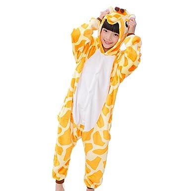 Z Chen Pyjama Combinaison Animaux Costume Déguisement Enfant Fille