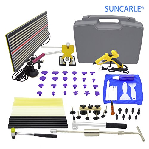 Cheap Windshield Replacement Quotes: Pdr Tool, SUNCARLE® Repair Kit Paintless Dent Repair