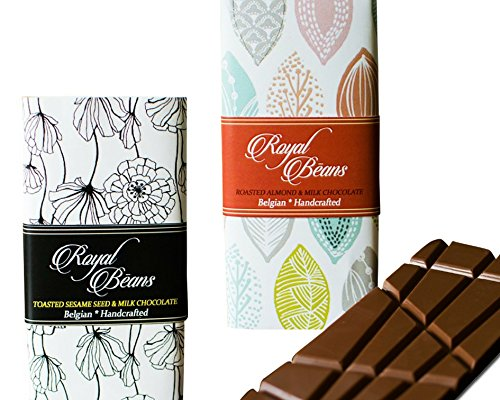 3d051300d25 Royal Beans Chocolate - Artisan Milk Chocolate Bars (Pack of 2): Amazon.in:  Grocery & Gourmet Foods