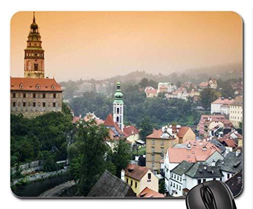 BGLKCS Cesky krumlov Castle in The Czech Republic Mouse Pad/Mouse Mat, Mousepad