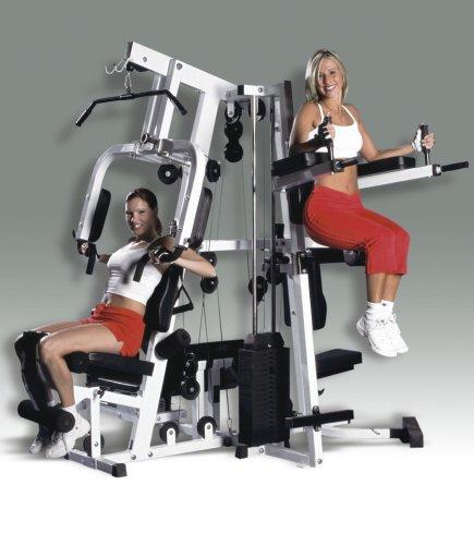 Wolverine Home Gym Set