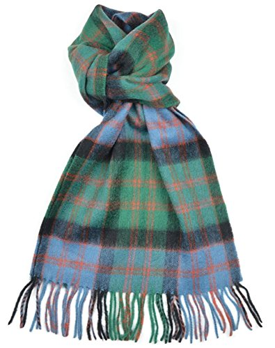 (Lambswool Scottish Clan Scarf Macdonald Ancient)