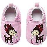 KOSHINE Fox First Walker Cloth Baby Shoes Toddler Mocassins...