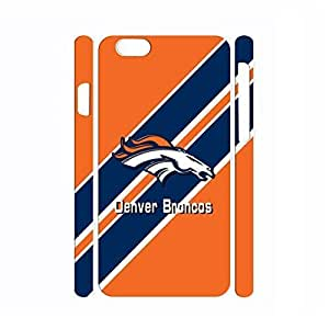 Fantastic Antiproof Football Series Logo Print Cover Skin For Iphone 6Plus 5.5Inch Case Cover