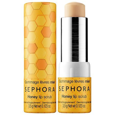 SEPHORA COLLECTION Lip Scrub Honey - exfoliating & smoothing (scrub) (Skin Brand Care Sephora)
