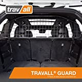 Travall Guard for Volvo XC90 (2014-Current) TDG1487 – Rattle-Free Steel Pet Barrier