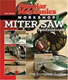Miter Saw Fundamentals, Rick Peters, 1588165574