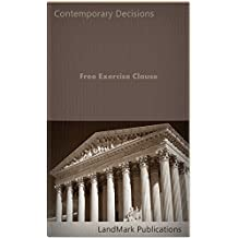 Free Exercise Clause (Constitutional Law Series)