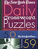 Daily Crossword Puzzles, New York Times Staff, 0312284136