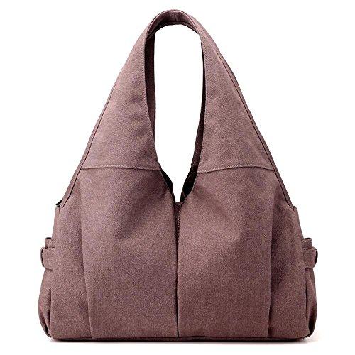 à grand Aoligei de D lady lettre de épaule mode sac sac toile de Fille sac main étudiant H7qx7UYwT