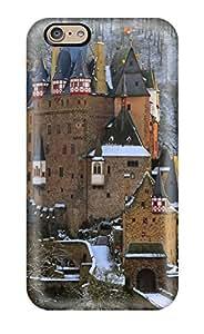 Slim Fit Tpu Protector Shock Absorbent Bumper Eltz Castle Case For Iphone 6 3280504K66098021