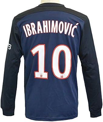 new style 39a36 d5adc Nike Paris Saint-Germain 2015-2016#10 Zlatan Ibrahimović ...